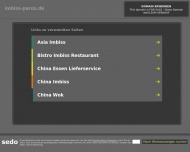 Bild Webseite Paros Imbiß Hamburg