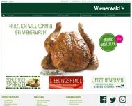 Bild Webseite Wienerwald Inh. Brigita Josiporic Gastronomie Hamburg