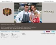 Bild Webseite Restaurant Seekiste zur Krim Rostock
