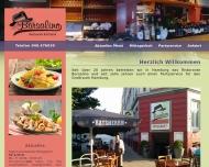 Bild Webseite Restaurant Ristorante Borsalino Hamburg
