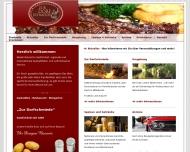 Bild Webseite  Geldern