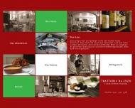 Bild Webseite Restaurant Trattoria da Enzo Gastronomie Hamburg