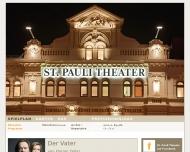 Bild Gaststätte Restaurant - St.Pauli-Theater-Restaurant