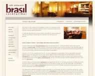 BRASIL cocktailbar caf restaurant
