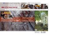 Bild Webseite Gaststätte Restaurant - Oma's Küche Freiburg im Breisgau