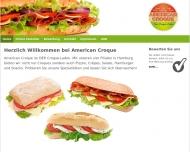 Bild Gaststätte Restaurant - AMERICAN CROQUE