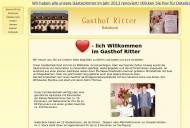 Bild Webseite  Hahnbach