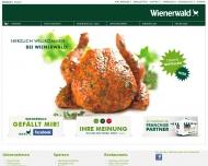 Bild Webseite Gaststätte Restaurant - Wienerwald München