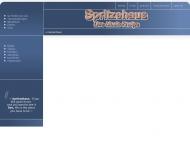 Website Gaststätte Spritzehaus
