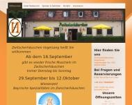 Bild Webseite Kölsch und Weinhaus Zwitscherhäuschen Köln