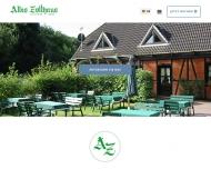 Bild Webseite Altes Zollhaus - Hotel am Klinikum Lübeck