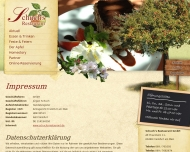 Website Schuch's Restaurant
