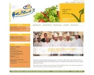Bild Webseite Gaststätte Restaurant - Heller's Vollwert-Restaurant u.-Café Mannheim