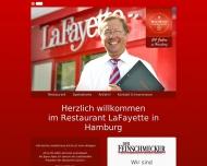 Bild Webseite Zimmer 34 Hamburg