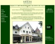 Bild Webseite  Hörstel