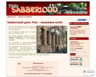 Bild Webseite Sabberlodd Nürnberg