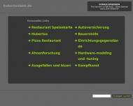Bild Webseite Hubertus München