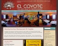 Bild Gaststätte Restaurant - El Coyote