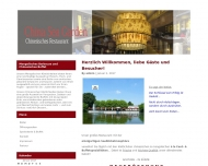 Website China Resataurant Nan King