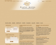 Website Pfistermühle Restaurant