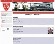 Website TSV Kornburg