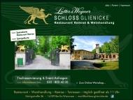 Bild Webseite Gaststätte Restaurant - Schloß Glienicke Remise Berlin