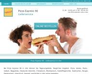 Bild Pizzaservice 90 Restaurant