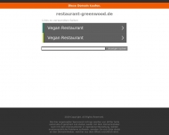 Bild Webseite Gaststätte Restaurant - Greenwood Vegetarisches Restaurant Dortmund
