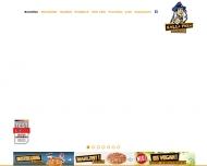 Bild Webseite  Hoyerswerda