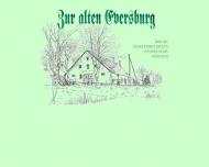 Bild Gaststätte Restaurant - Zur Alten Eversburg