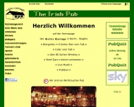 Bild Webseite Celtic Cottage Berlin