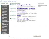 Bild Webseite Glühwurm Berlin