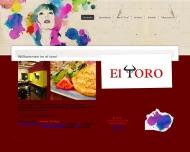 Bild Webseite El Toro Osnabrück