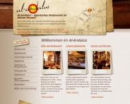 Bild Gaststätte Restaurant - Al Andalus