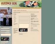 Bild Webseite  Altentreptow