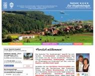 Bild Webseite  Spalt