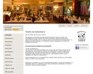 Bild Webseite Ristorante Tassilo da Sebastiano, Fiorito Sebastiano Italienische Küche München