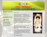 Bild Webseite Jade-Garten Aachen