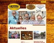 Bild Webseite Hüttn Nürnberg