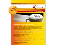 Bild Webseite Phoenix Lounge Berlin