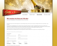 Website Gittis Bier-Bar