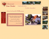 Bild Pizzaservice u. Pasta zum Tiroler