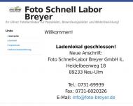 Bild Foto Breyer GmbH Fotofachgeschäft