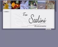 Website Ristorante Tre Scalini