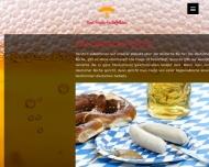 Bild Webseite Restaurant Oma Brink's Kartoffelhaus Berlin