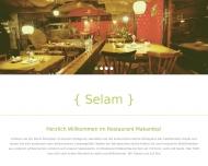 Bild Webseite Afrikanisches Restaurant Makamba Stuttgart