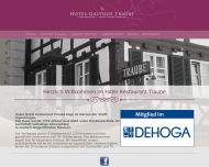 Bild Webseite  Sigmaringen