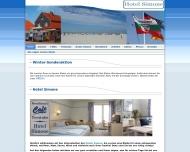 Bild Webseite  Norden