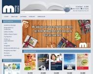 Bild Webseite Druck und Verlag Mainz Aachen