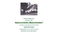 Bild Webseite Naturschänke Malschendorf Gaststätte Dresden
